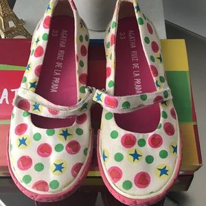 Tennis shoes/Agatha Ruiz